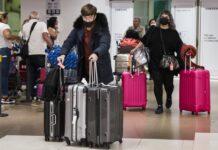 aeropuerto en pandemia